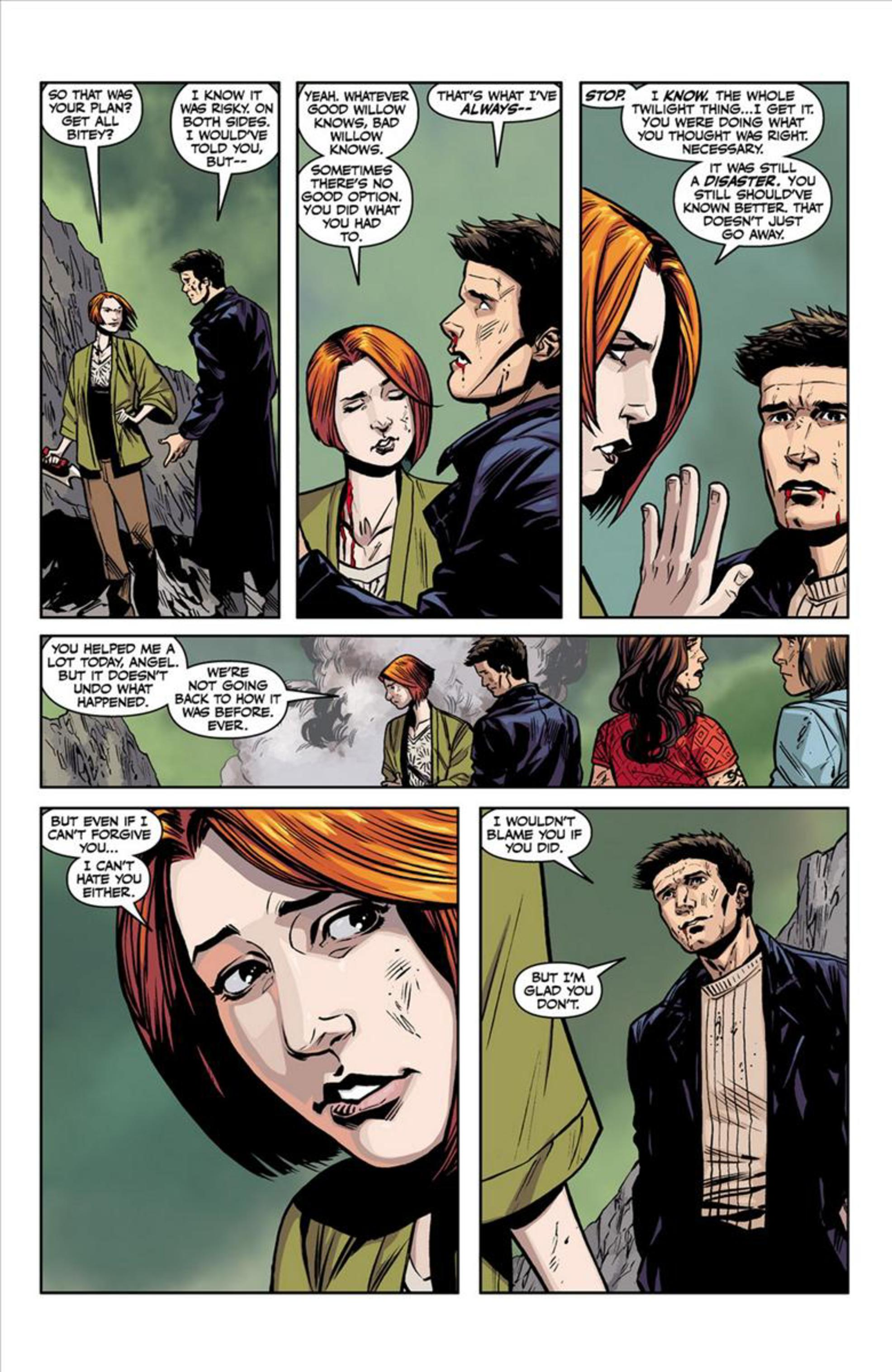 Angel and Faith issue 14 - Page 17