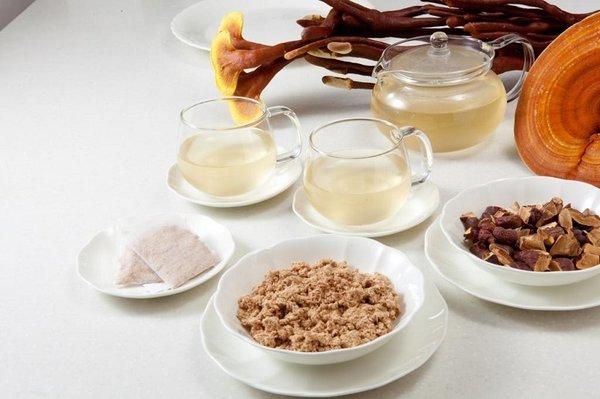 phương pháp sử dụng nấm linh chi