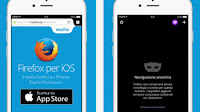 Firefox per iPhone e iPad si sincronizza col PC