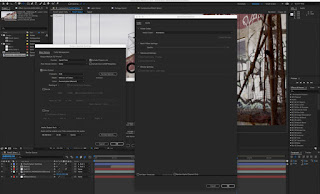 Custom Output Templates di after effects
