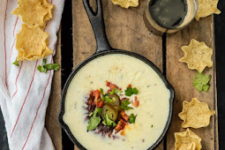 WHITE QUESO DIP RECIPE (EASY QUESO BLANCO)