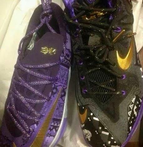 "bec52c8b7d3 Here is a first look via hhov at the 2014 Nike KD 6 ""BHM"" VI Sneaker"