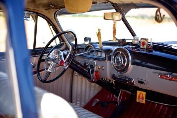 Custom 1951 Pontiac Chieftain Auto Restorationice