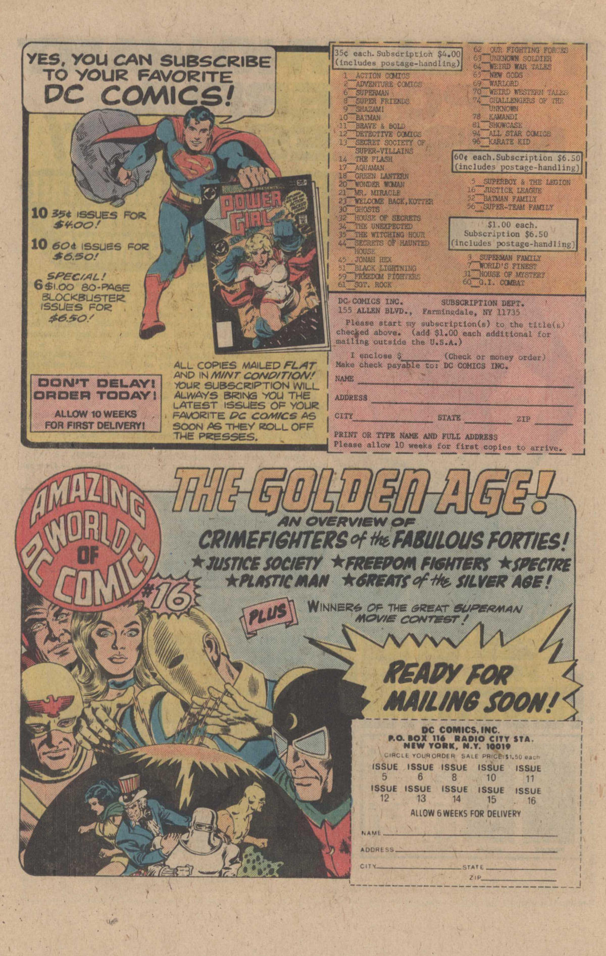 Read online All-Star Comics comic -  Issue #70 - 20