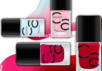 Logo Concorso Catrice ICONails : vinci gratis set smalti, Gift Card e pochette