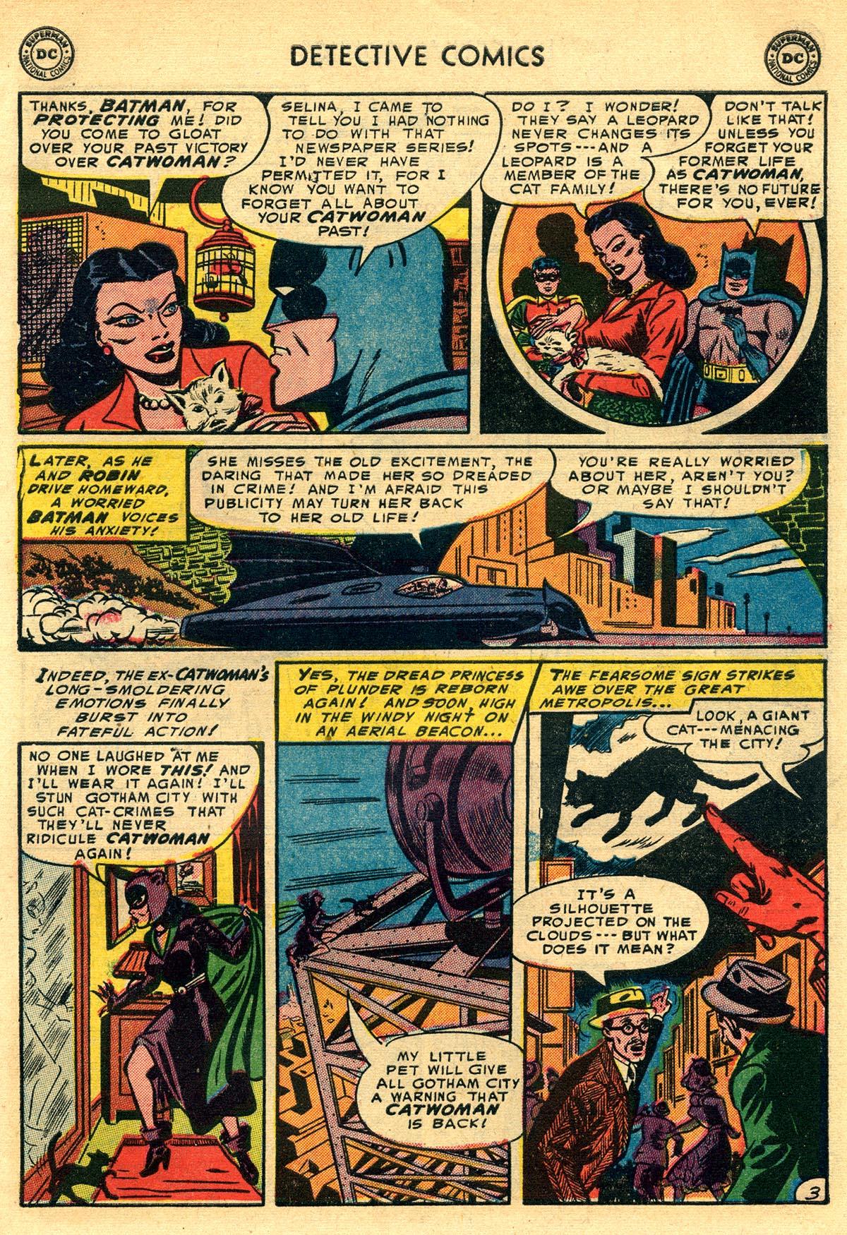 Read online Detective Comics (1937) comic -  Issue #203 - 5
