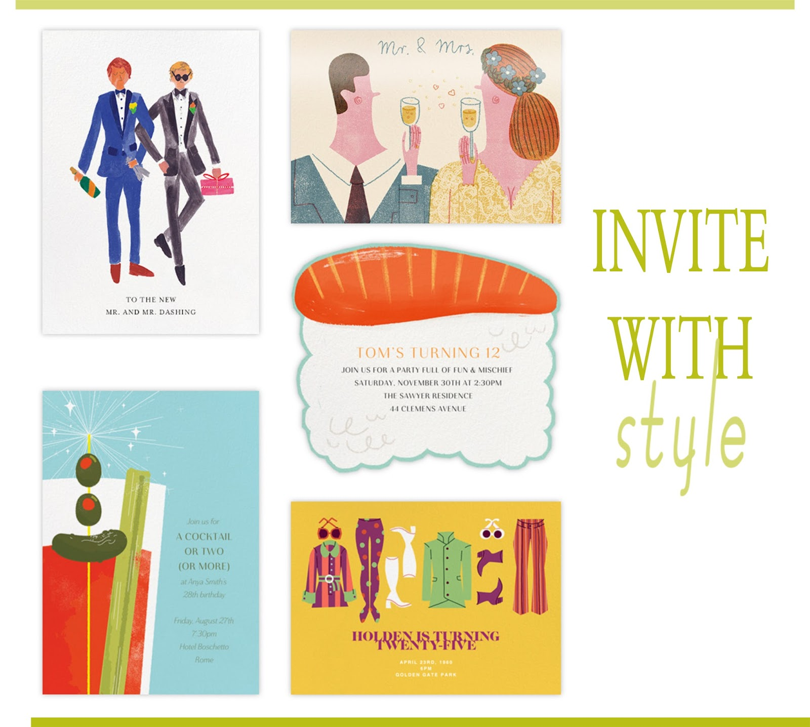 GIVEAWAY <br> Paperless Invitations | How to Invite With Style ...