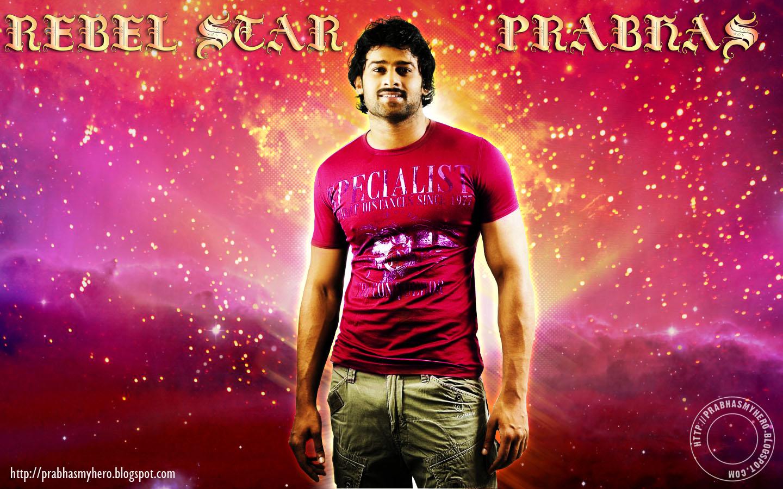 Prabas Wallpaper: PrabhasMyHero Blog: New Widescreen Wallpapers Of Prabhas