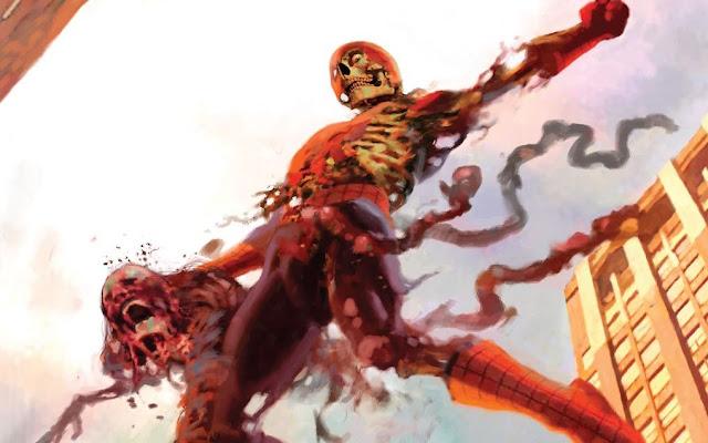 Ringkasan Komik Marvel Zombies, Proyek Gila Marvel yang Ternyata Sukses