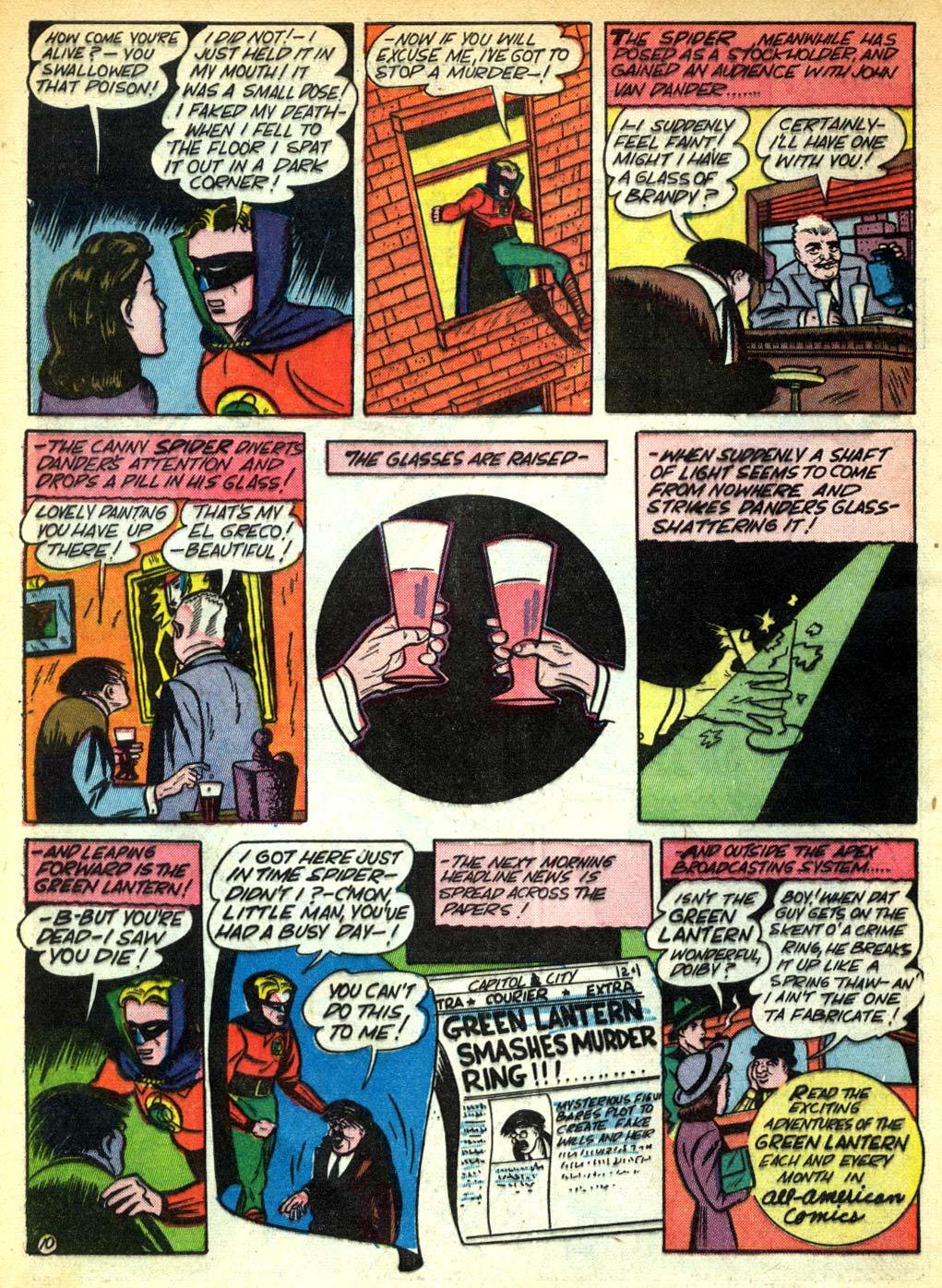 Read online All-American Comics (1939) comic -  Issue #28 - 12