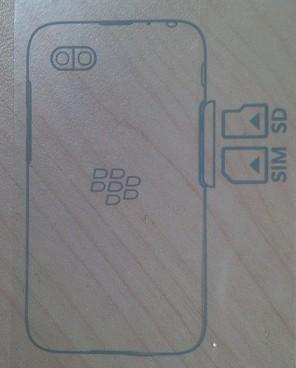 Aquí está la primera mirada de lo que parece ser un posible diseño del próximo dispositivo BlackBerry R-Series. Como se puede ver en el dibujo se muestra las ranuras para tarjetas SD y MicroSIM en el área de la izquierda donde normalmente se ven teclas de conveniencia. Si te acuerdas del Bold 9000 tenía una ranura SD externa situada en el lado izquierdo del dispositivo por lo que no será la primera vez que vemos un BlackBerry con ranuras laterales. Sin embargo, La ranura Micro SIM en el lado del dispositivo será algo que no hemos visto en ningún dispositivo