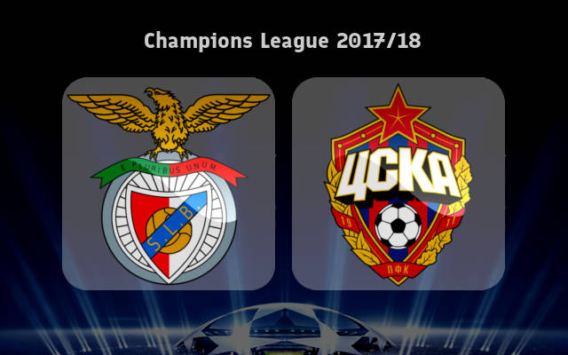 Benfica vs CSKA Moscow Full Match & Highlights 12 September 2017