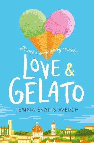 love-and-gelato, jenna-evans-welch, book