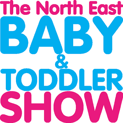 North East baby show logo
