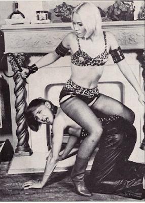 BDSM sadomasoquismo antologia vintage 1978 luis vigil