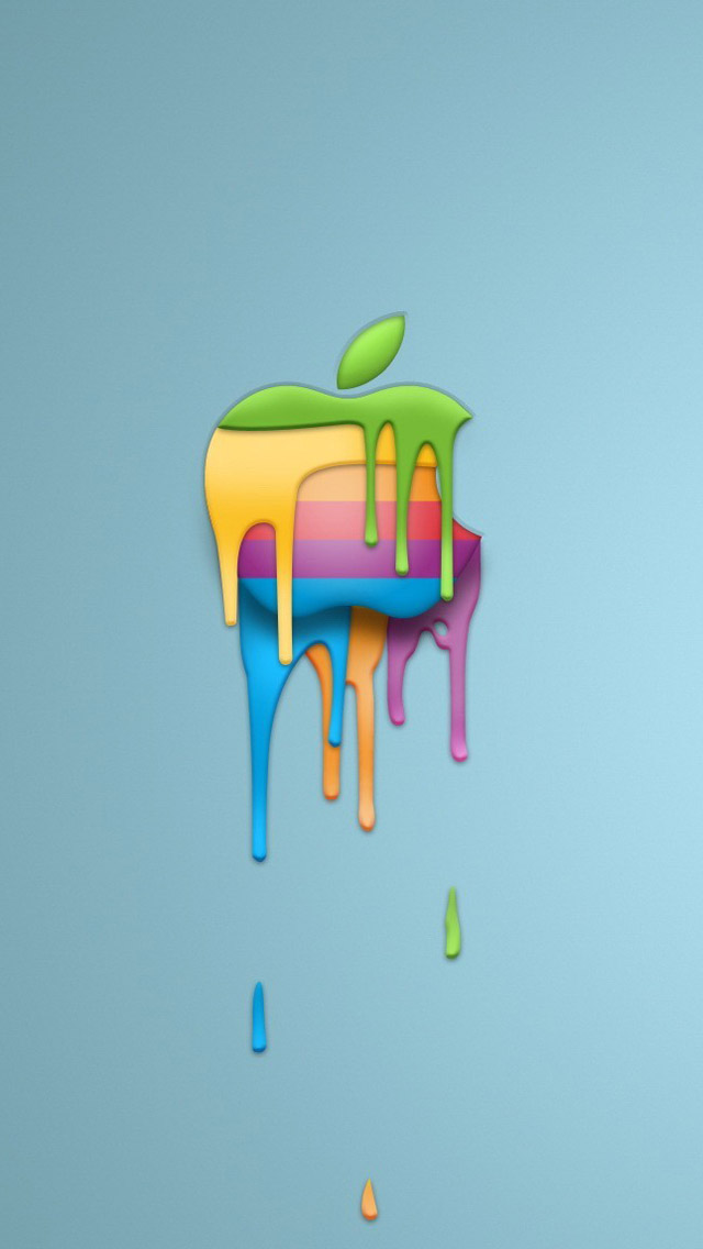 Free Download Apple Logo iPhone 5 HD Wallpapers | Free HD Wallpapers for Your iPhone and iPod touch!