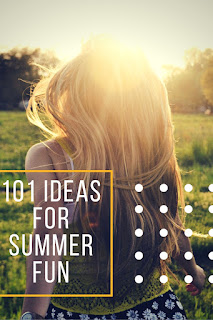 101 Ideas For Summer Fun: Best of British 101 ideas for having fun with the kids this summer