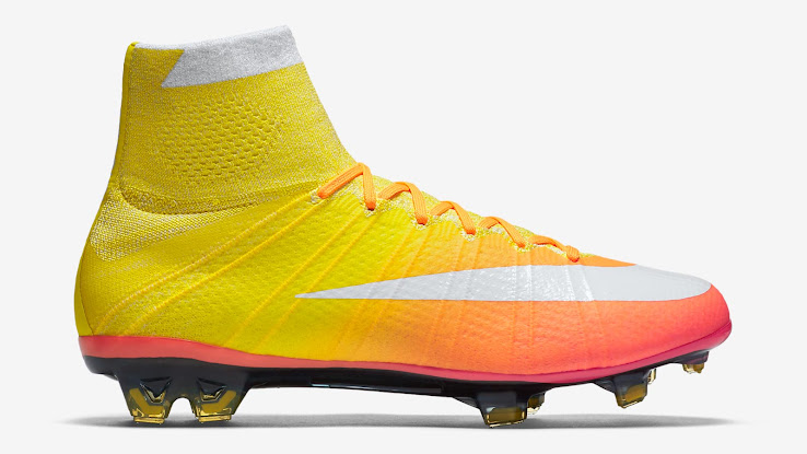 timeless design 82996 a74bd The Full History of the Nike Mercurial Superfly IV - Footy ...