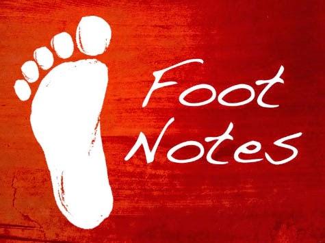 Contoh Catatan Kaki Footnote Dan Cara Membuatnya Kumpulan