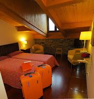 Hotel Los Arcos, Aínsa