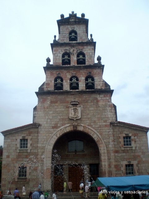 Iglesia de Nuestra Señora de Asunción, Cangas de Onís, Asturias