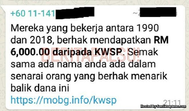 Penipuan-KWSP