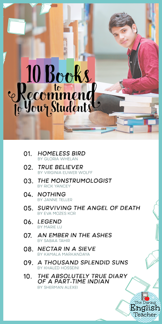 Ten books to recommend to your students