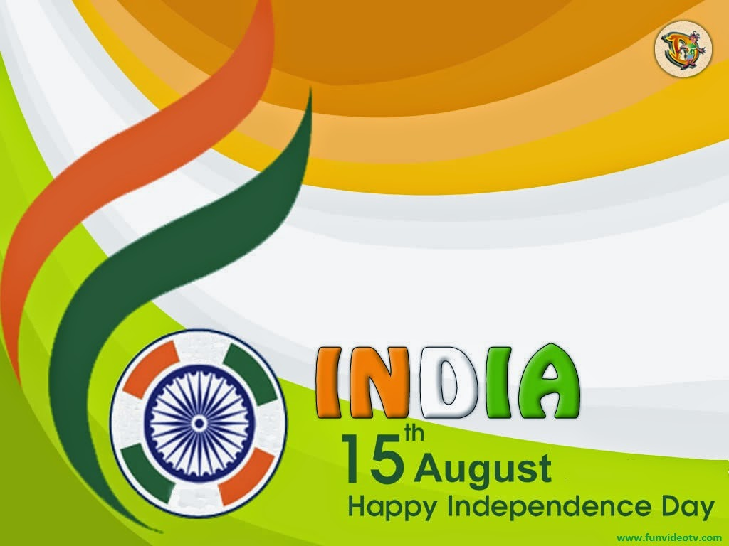 India's Independence Day 15th August 2014