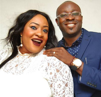 image result for foluke daramola husband picture
