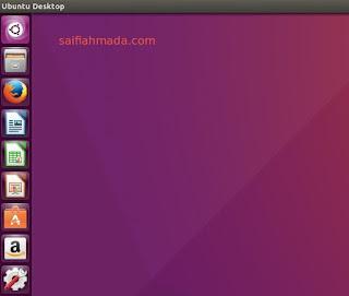 desktop environment linux ubuntu unity