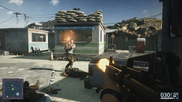 Battlefield Hardline PC Game Full Version