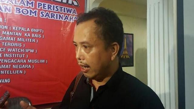 IPW: Kasus Buni Yani Menunjukan Arogansi Polisi : kabar Terbaru Hari Ini