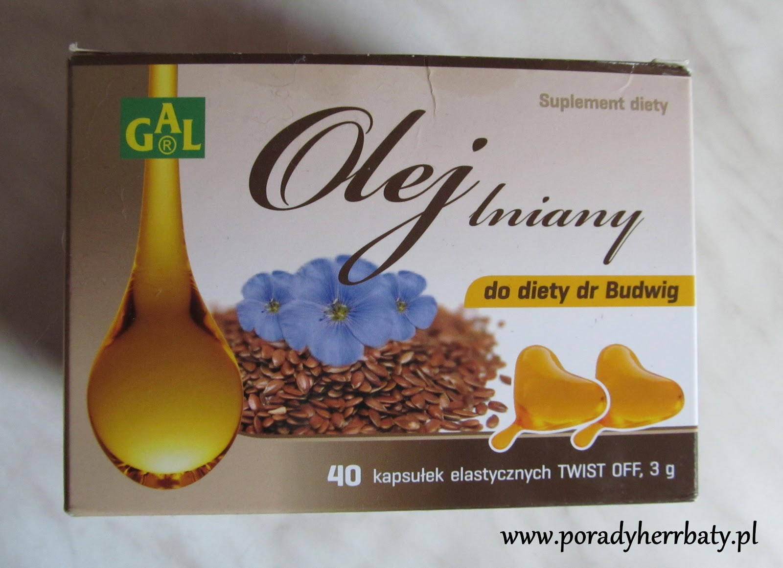 Jak pić olej lniany żeby schudnąć