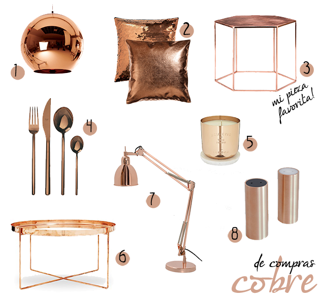 decoración-cobre-copper-ideas-comprar