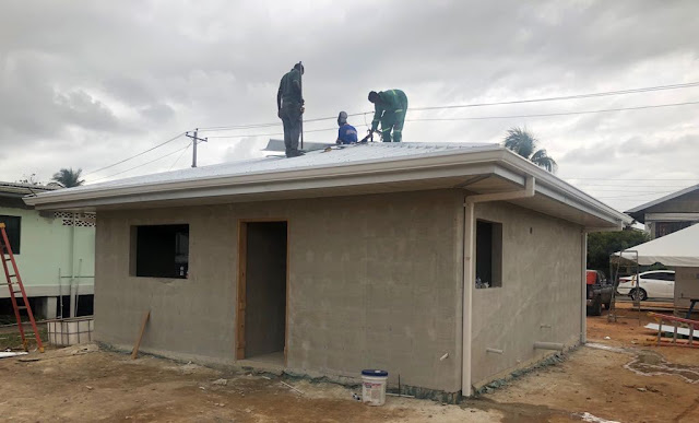 low cost housing in Trinidad