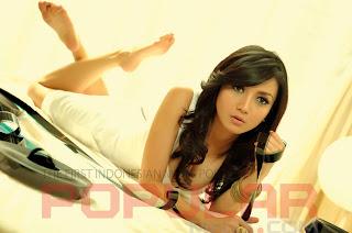 foto wiwid gunawan Wanita Tercantik Indonesia   Foto dan Profile
