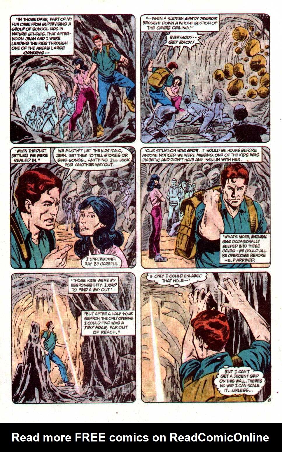 Read online Secret Origins (1986) comic -  Issue #29 - 10