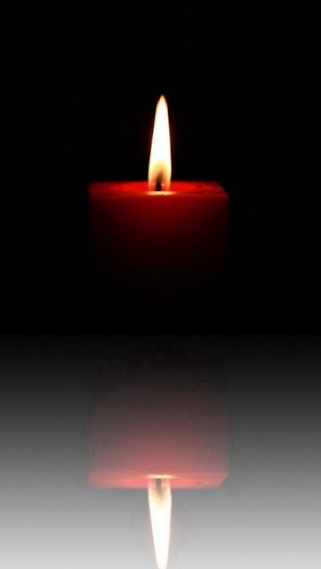 Candle iphone 5 wallpaper - coolwallpaperforiphone_com