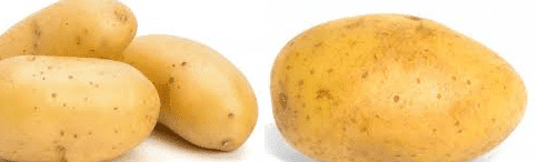 How to get glowing skin using Potatoes :