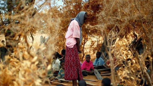 Mengharukan! Beginilah Perjuangan Anak-Anak Afrika Untuk Bisa Belajar Al Qur'an