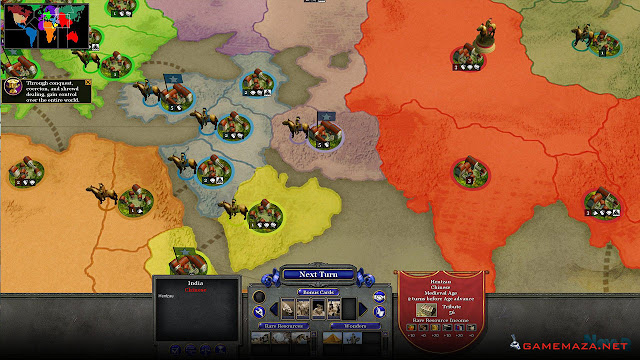 Rise of Nations Gold Edition Gameplay Screenshot 4