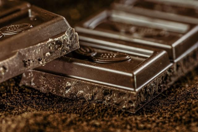 chocolate negro para la primavera