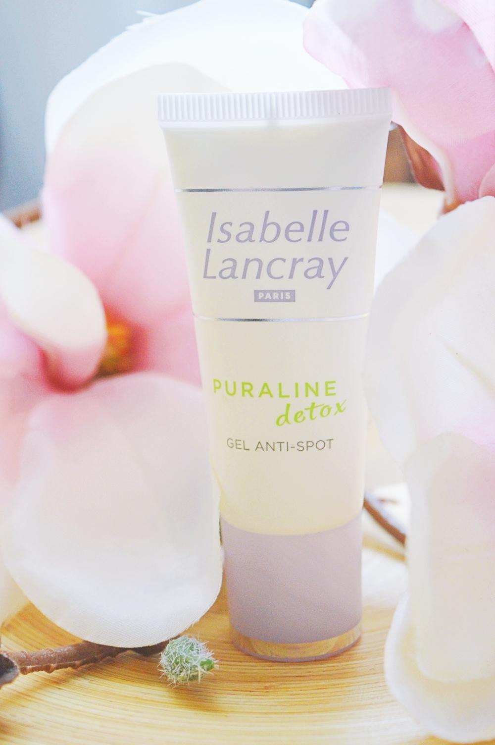 Puraline detox Gel Anti-Spot von Isabelle Lancray