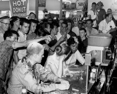 Greensboro sit-in sparked other communities to join in a six-month-long protest.