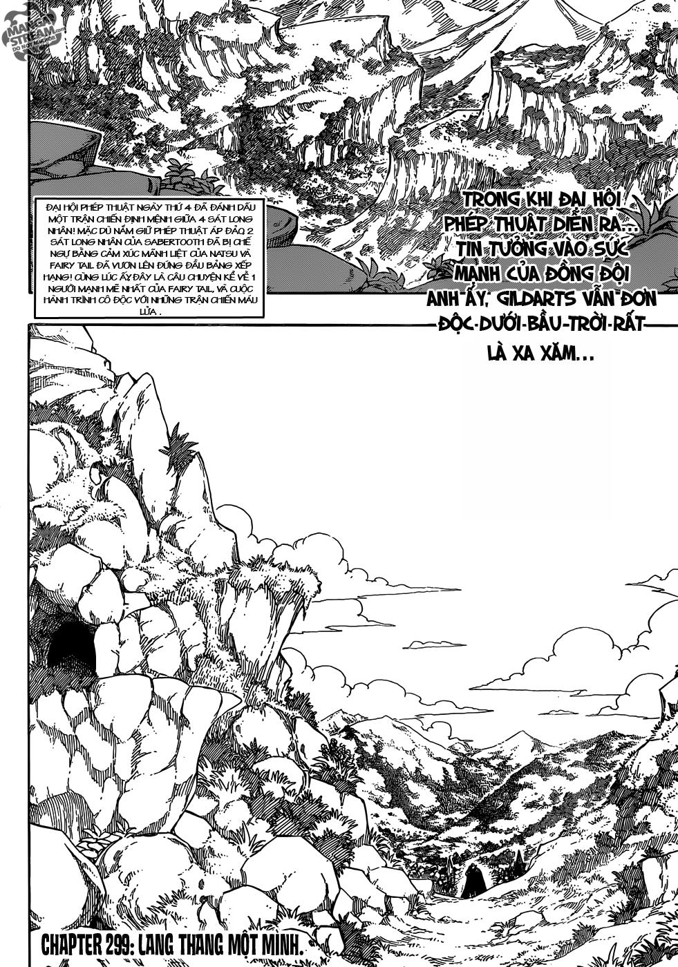 Fairy Tail chap 299 trang 2