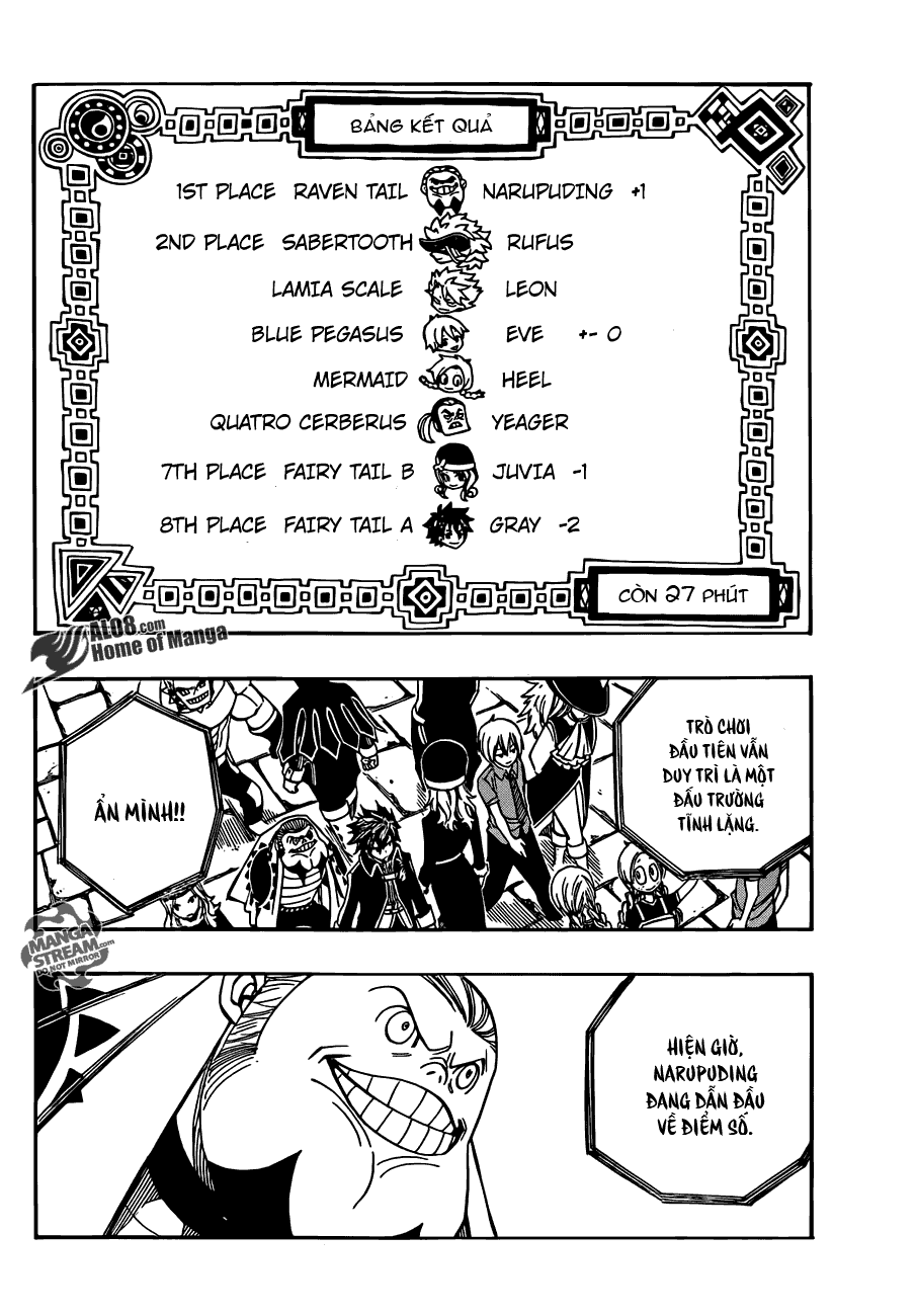 Fairy Tail chap 270 trang 2