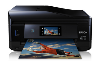 Epson XP-860 Drivers & Software Download