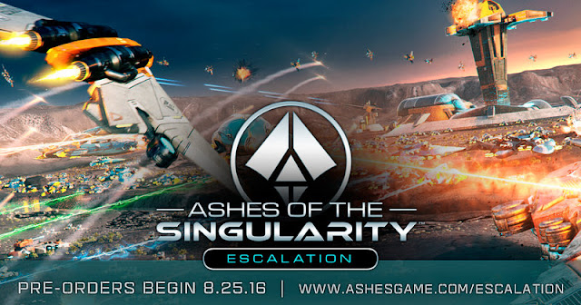 Ashes of the Singularity Escalation-Razor1911