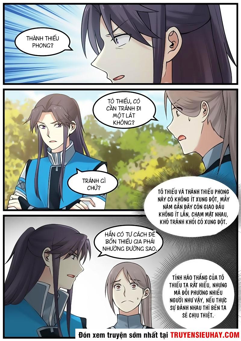 Võ Luyện Đỉnh Phong - Chap 31