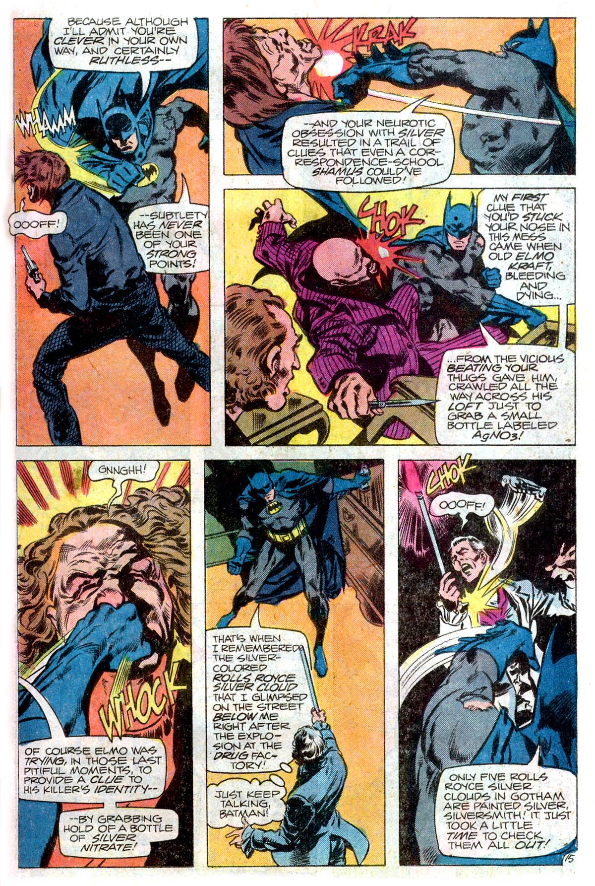 Detective Comics (1937) 495 Page 15